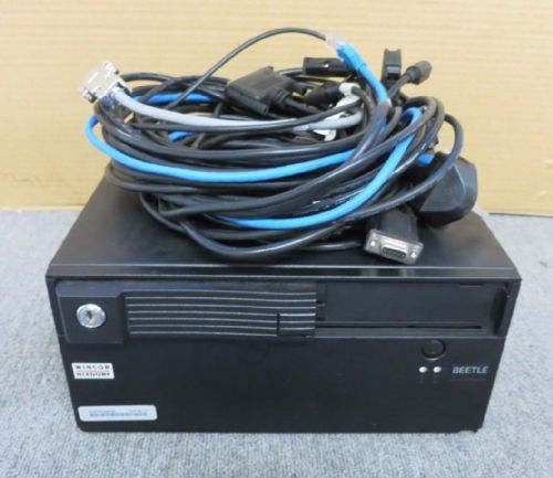 Wincor Nixdorf D09-96.13 Beetle POS EPOS System PC Controller With Cable No Key